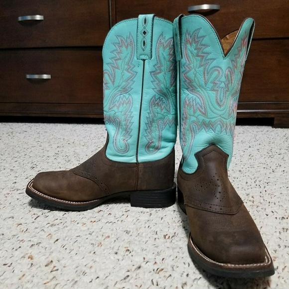 Justin Boots Shoes | Ladies Justin